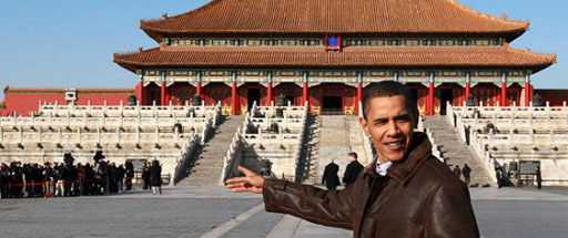 Obama zu Besuch in Peking