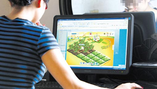 Online Farming Games in China