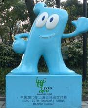 Shanghai Expo 2010 Maskottchen