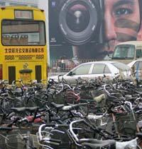 Fahrräder in China